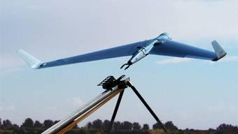 Der «Orbiter2b» soll bei der Schweizer Armee ab 2021 zum Einsatz kommen.ho