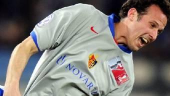 Der zweifache FCB-Torschütze Marco Streller