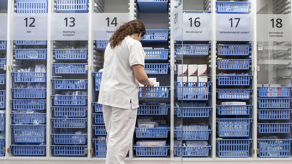 Luzerner Kantonsspital einigt sich mit Angestellten auf GAV-Entwurf