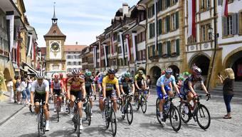 Die Tour de Suisse kommt in die Region Basel