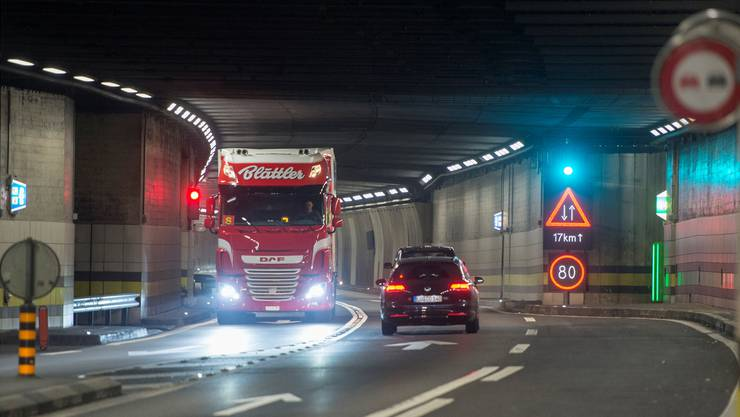 Sollen wir in der Schweiz weitere Tunnel bauen?