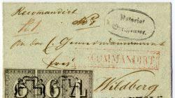 Das sind die teuersten Schweizer Briefmarken