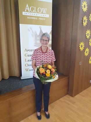 Referentin Frau Karin Heinis