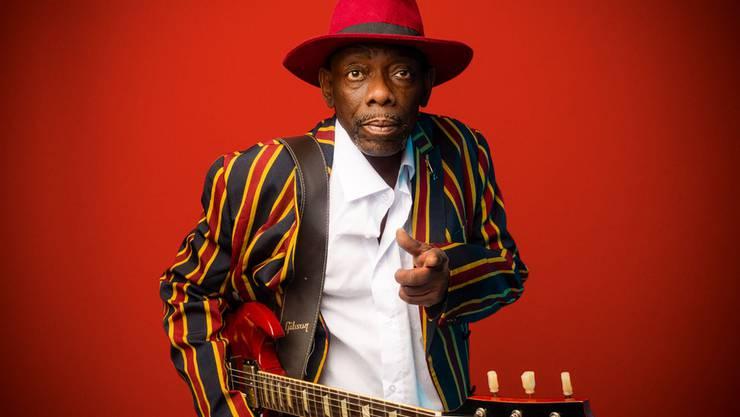 Der Sänger und Multi-Instrumentalist Lucky Peterson (55) ist einer der aufregendsten Bluesmusiker seiner Generation.