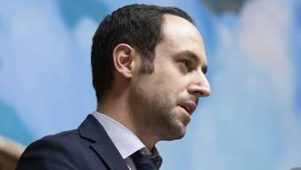 Christian Wasserfallen geht als Vizepräsident der FDP - auf Ende Jahr.