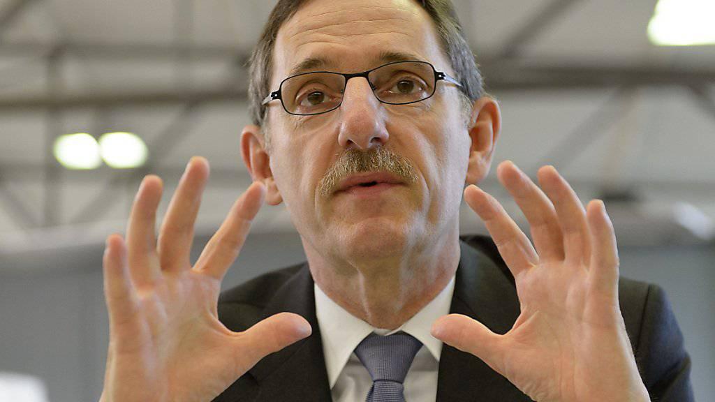 Zürcher SP-Regierungsrat Mario Fehr übt Fundamentalkritik an seiner Partei. (Archiv)