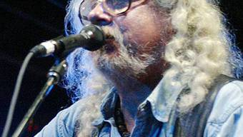 Arlo Guthrie on stage (Archiv)