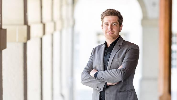 «Das Wohl der Partei im Auge.» Daniel Hölzle, Präsident der Grünen Aargau, nimmt Stellung zum Fall Fricker.