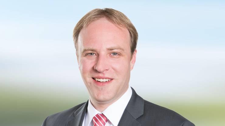 Marco Hardmeier will für die SP in den Regierungsrat.