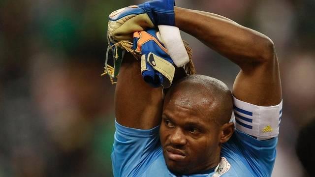Ike Shorunmou (FC Luzern/Nigeria)