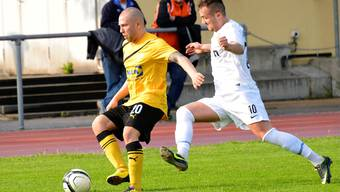 FC Pratteln gegen FC Oberdorf