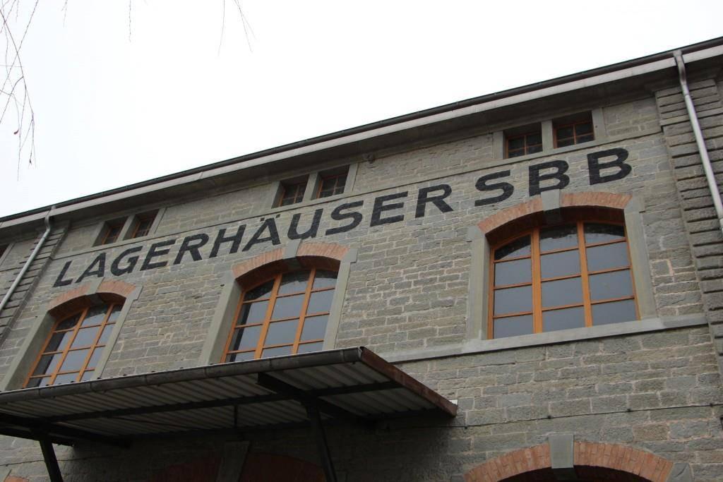 Knapp 150 Jahre war das Kornhaus in den Händen der SBB