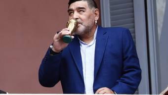 Maradona muss sich wegen einer Hirnblutung operieren lassen