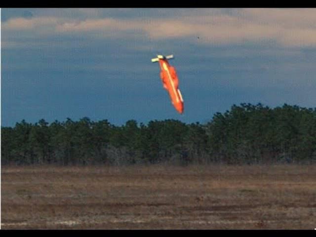 Dokumentation über die «GBU-43/B Massive Ordnance Air Blast» – oder kurz MOAB.