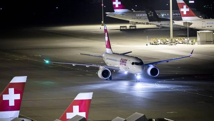 Bereits vor der Ankündigung der USA, ein Einreise-Stopp für Europa-Passagiere zu verhängen, hatte die Swiss ihre Flugkapazitäten um bis zu 50 Prozent gesenkt.