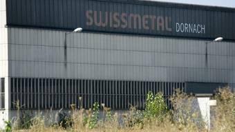 Die Swissmetal greift zum Kurzarbeits-Mittel (Archiv)