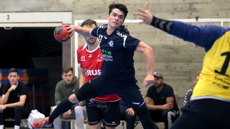 Die HSG Leimental konnte beim Start in die Finalrunde nur bedingt überzeugen.