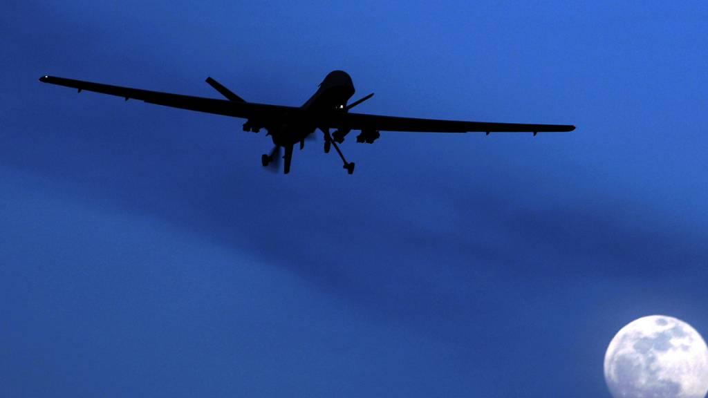 Mehrere Kilo Kokain per Drohne in die USA geschmuggelt