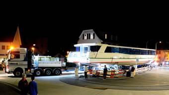 Kopie von Sondertransport Hallwillerschiff