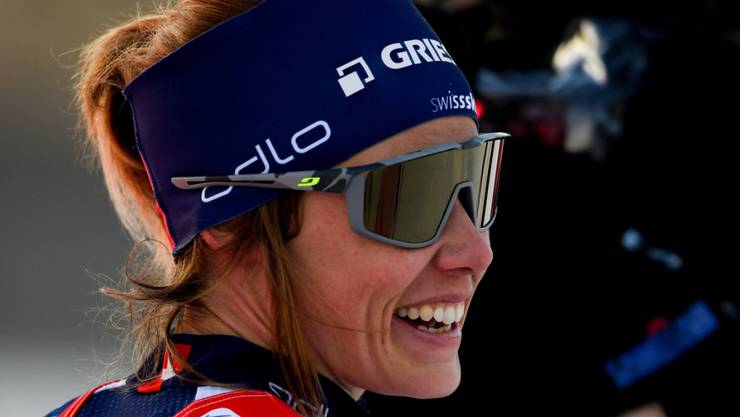 Einzige Schweizerin in den K.o.-Runden: Laurien van der Graaff