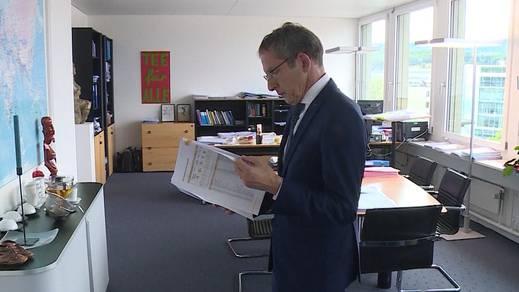 Urs Hofmann übernimmt Polizeidirektion KKJPD