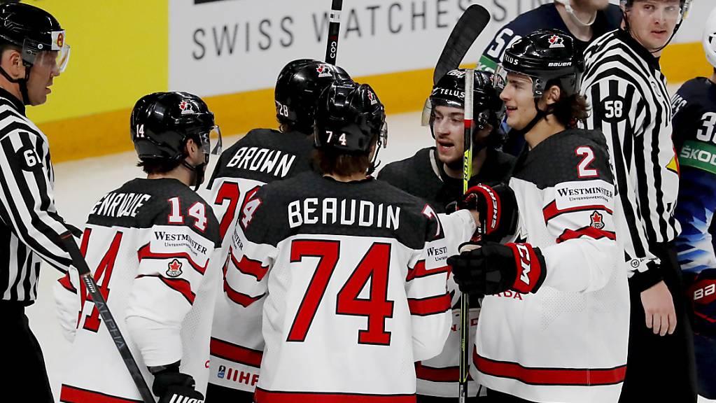 Kanada hat sich gesteigert und steht im WM-Final.