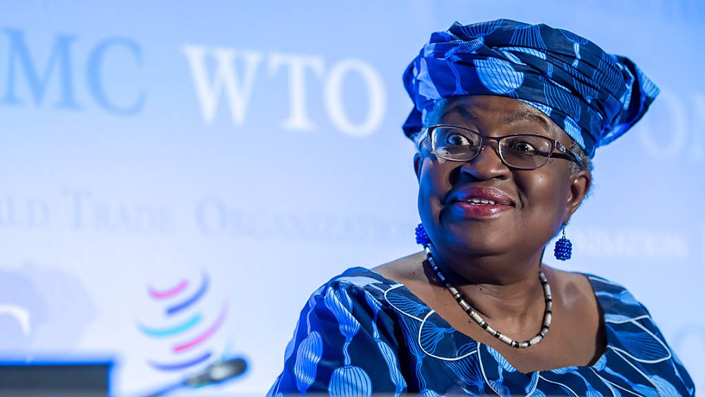 Die neue Chefin der Welthandelsorganisation WTO, Ngozi Okonjo-Iweala, will die Organisation mit frischem Wind wieder zur Speerspitze des Welthandels machen. (Archiv)