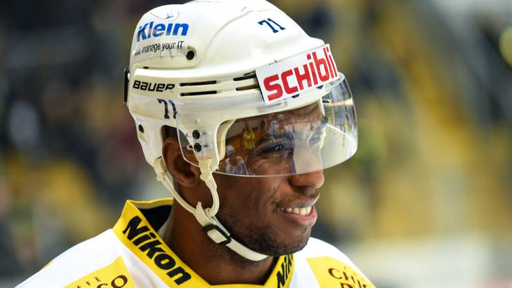 Clarence Kparghai war Stammspieler in Lugano, bis er sich schwer verletzte