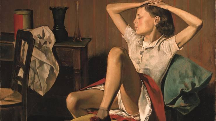 «Thérèse rêvant» löste in New York unlängst heftige Diskussionen aus.