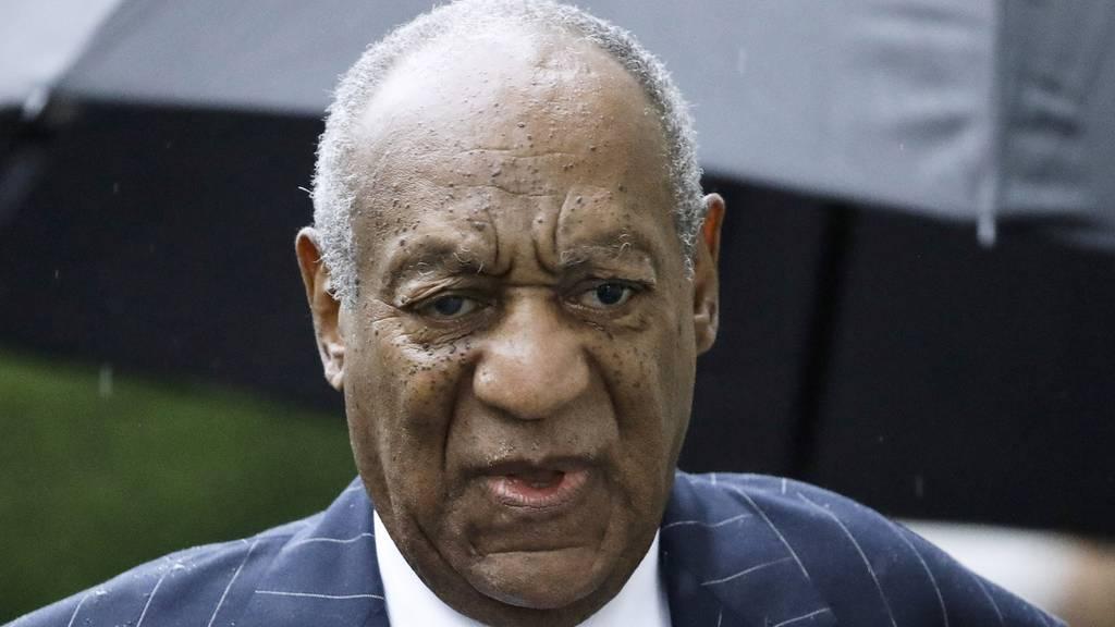 Bill Cosby wird aus dem Gefängnis entlassen
