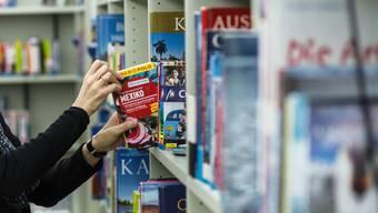 Autoren sollen an den Jahresbeiträgen der Bibliothekskunden verdienen.Chris Iseli