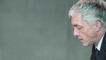 Unter Druck: Bundesanwalt Michael Lauber.