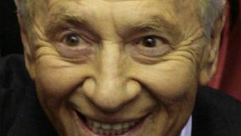 Schimon Peres strebt Friedensgespräche mit Syrien an