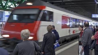 Personenzüge sollen ihren Vorrang verlieren