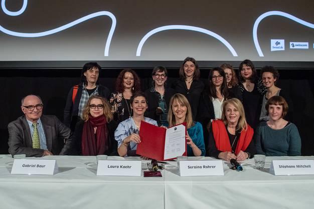 Mittwoch: Die Solothurner Filmtage unterzeichnen eine Charta für die Gleichstellung