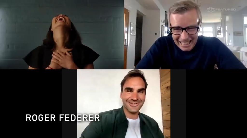 So herzig überrascht Federer eine Krankenschwester am Muttertag