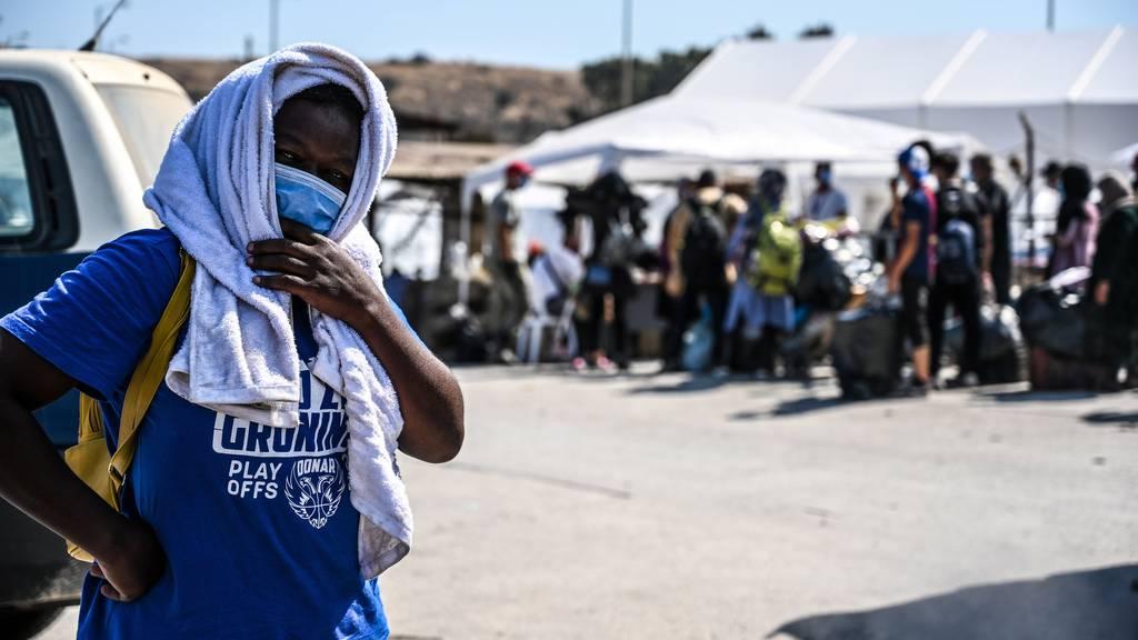 Auch der Ständerat will geflüchteten Menschen auf Lesbos helfen