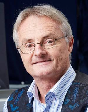 Prof. Dr. Martin Grosjean.