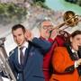 Ab dem 22.Juni werden am Aargauer Musikfest in Laufenburg verschiedenste (blas)musikalische Facetten zu hören sein. zvg