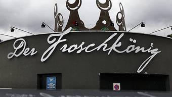 """""""Der Froschkönig"""" in Kriens LU"""