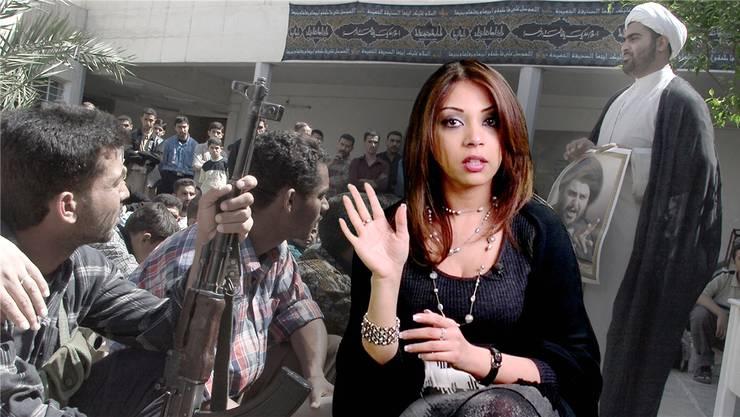 «Iraqi Odyssey» in 3-D: Seine Halbschwester erzählt von Missständen im Irak, Regisseur Samir hinterlegt das mit passenden Archivaufnahmen.