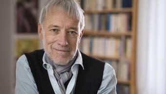 """In seinem neuen Roman """"Untertags"""" findet der Aargauer Autor Urs Faes eine Sprache für eine Situation, in der es keine Worte mehr gibt: das Abtauchen in die Demenz. (Archivbild)"""