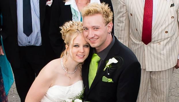 Hochzeit von Angela und Daniel