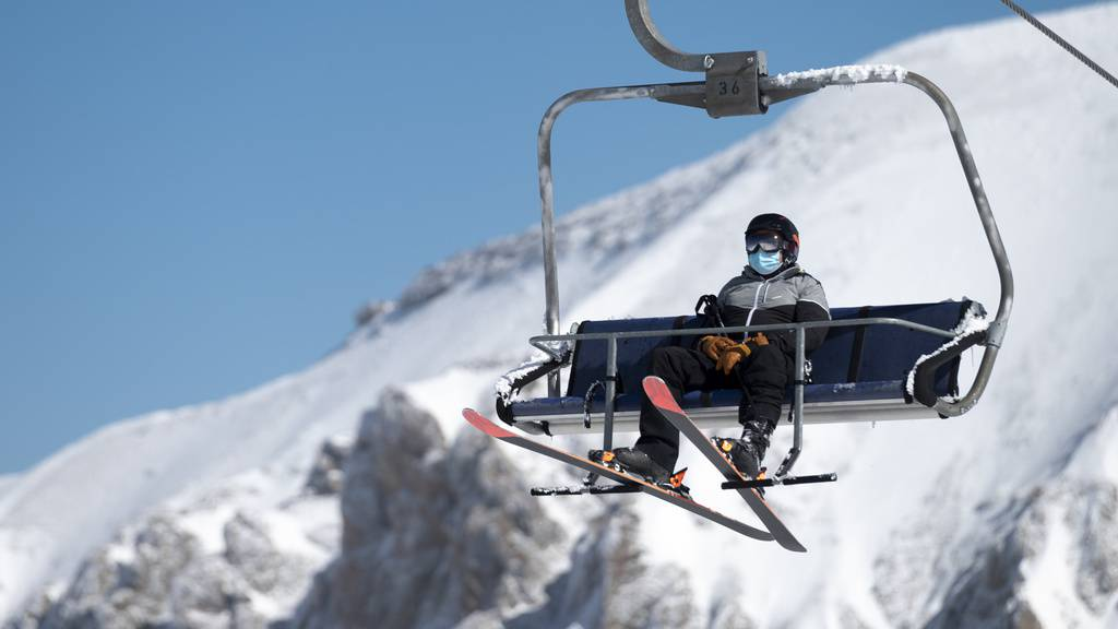 Im Kanton Waadt ist die Skisaison eröffnet