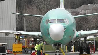 Druck auf Boeing wächst - Experten werten Flugschreiber aus. (Archiv)