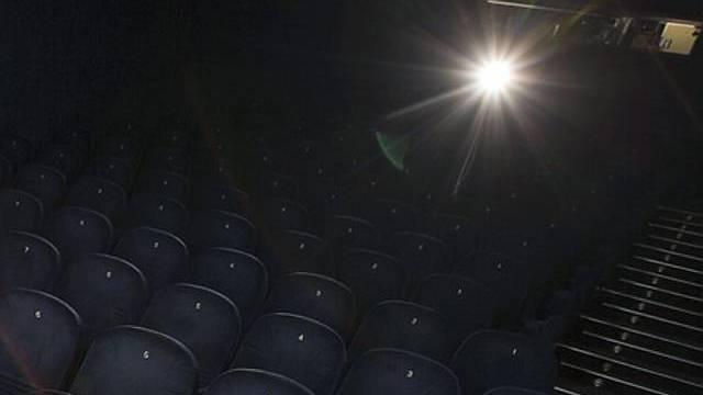 Kinosäle werden umgerüstet