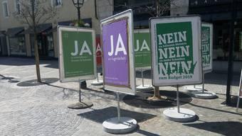 Die Oltnerinnen und Oltner stimmten am 24. März über drei städtische Vorlagen ab.
