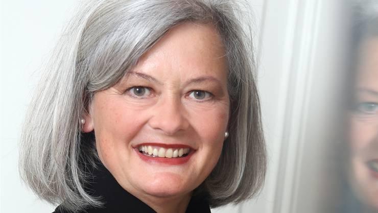 Doris Aebi, bis vor Kurzem Vizepräsidentin der Migros. Bild: zvg