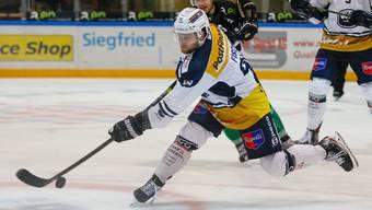 Jannik Fischer startet in seine dritte Saison mit dem HC Ambri-Piotta.