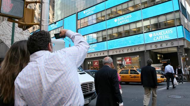Wenig schmeichelhafte Ehre für Barclays Capital: Der Bankkonzern erhält den Public Eye Award (Archiv)